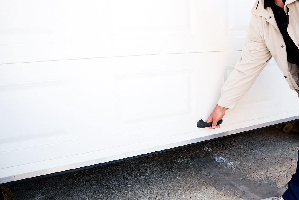 Chesapeake Garage Door Cable Repair