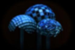 Dominique Mercy | Boules bleues