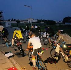 Προπόνηση στατικού ποδηλάτου