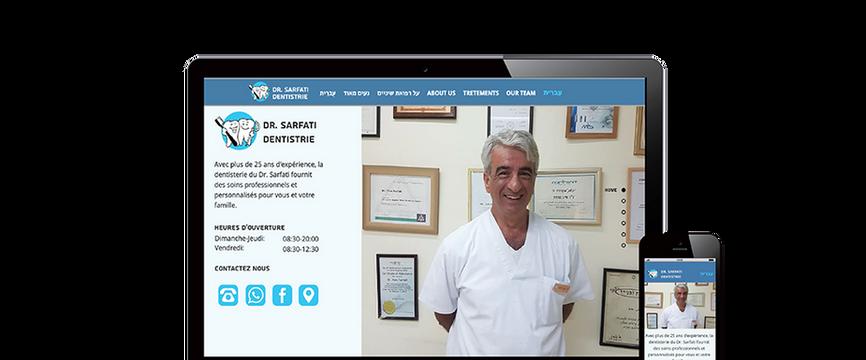 DR SARFATI CLINIQUES