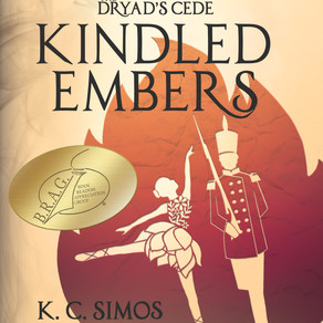 Kindled Embers | B.R.A.G. Medallion!