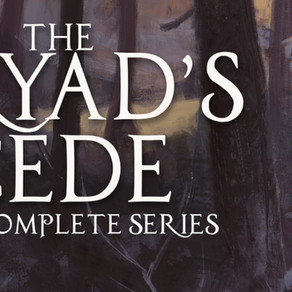 The Dryad's Cede | review | Mary Lanni