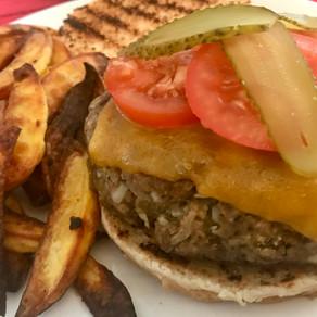spearmint burgers