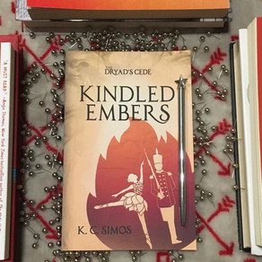 Kindled Embers | book review