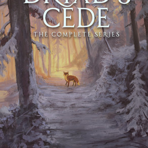 Cover Reveal of The Dryad's Cede complete series