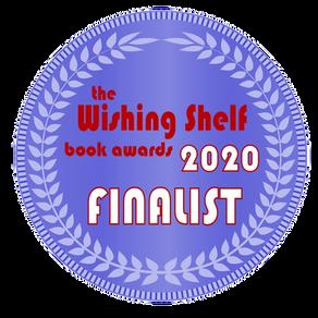 Kindled Embers | Wishing Shelf Book Award FINALIST!