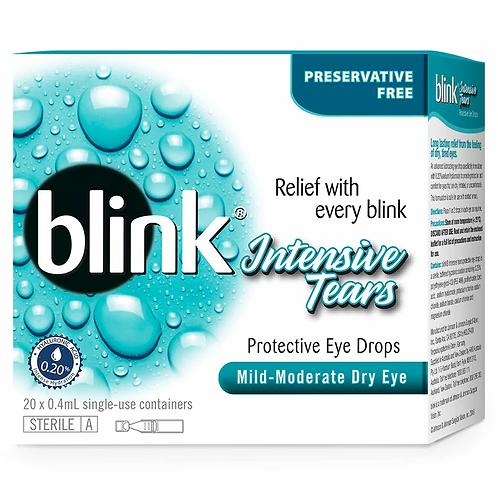 Blink Intensive Tears Unidose (20 x 0.4ml)