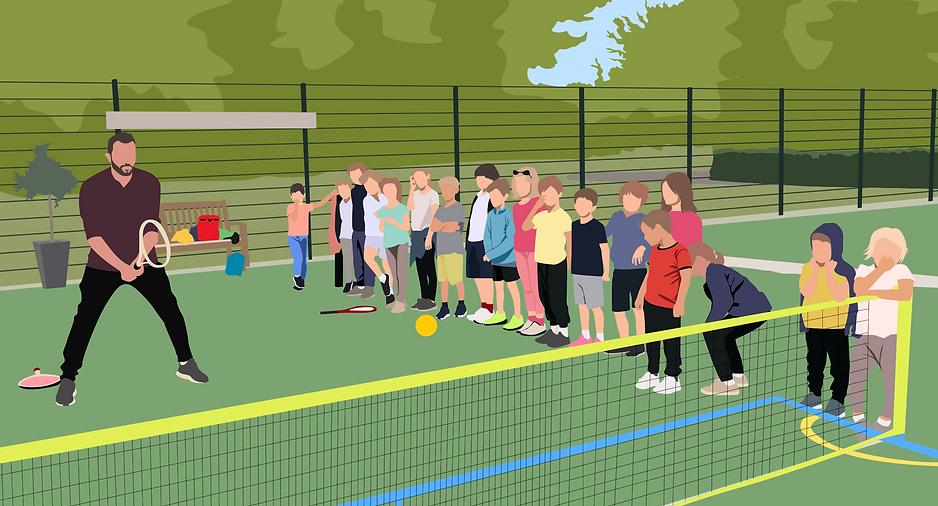 West London Tennis Centre