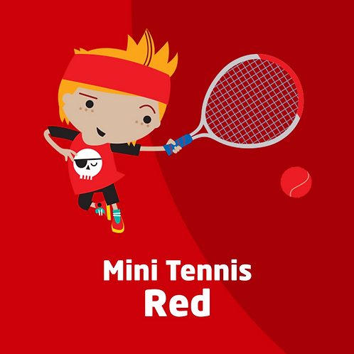 Mini Red - Saturday 9:00-10:00am (6-8yrs)