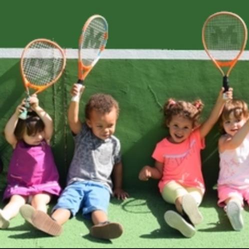 Tiny Tots Tennis Camp 9:00-10:00am