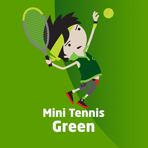 Green/Yellow Ball - Saturdays 11:00 - 12:00noon