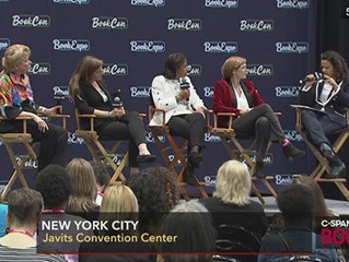Women in Politics Panel at Book Expo