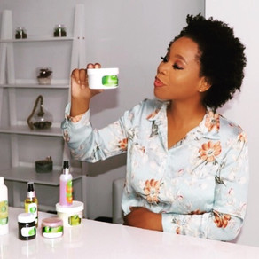 Growing her hair business for international markets