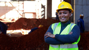 Dominating a male dominated construction sector