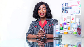 From scars to cosmetic empire