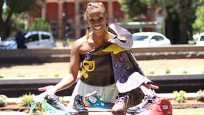 From dressing dolls to international sneaker brand