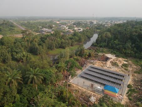NEW SOLAR HYBRID MINIGRID POWER PLANTS LIGHT UP TWO COMMUNITIES IN BAYELSA STATE, NIGERIA