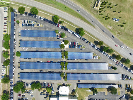 RENEWVIA'S NEW SOLAR CANOPY SYSTEM PROTECTS AND POWERS UP ECHOPARK DEALERSHIPS IN COLORADO
