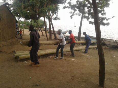 UTILITY DISTRIBUTION COMPLETED ON RINGITI AND NDEDA