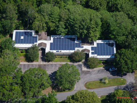 NEW 11,160 SQUARE-FOOT ROOF INSTALLATION IN JACKSONVILLE, FL