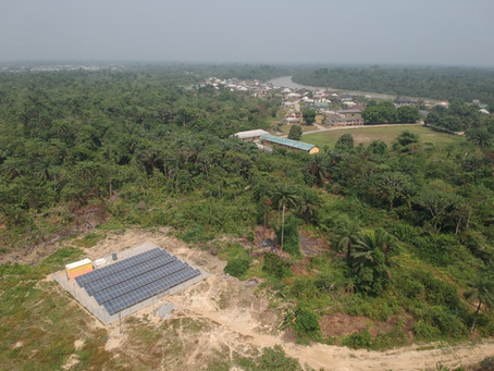 RENEWVIA RECEIVES $1.2 MILLION COMMITMENT FROM ALL ON TO ELECTRIFY COMMUNITIES IN THE NIGER DELTA