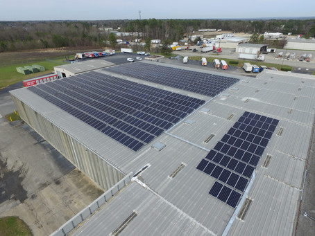 CELEBRATING THE FOURTH OF JULY BY EXPANDING RENEWVIA'S SOLAR SOLUTIONS TO AMERICAN BEER DISTRIBUTORS