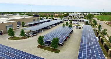 Texas-auto-dealer-solar-carports-600x450