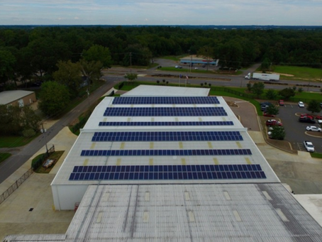 RENEWVIA'S ROOFTOP SOLAR ARRAY TO SAVE COMER DISTRIBUTING NEARLY $1 MILLION