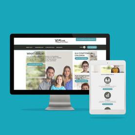 XLH Website Design