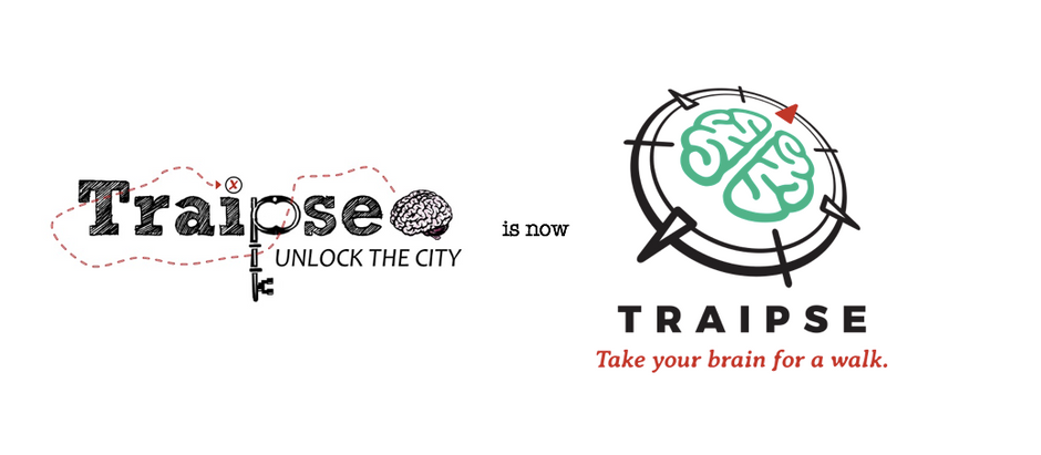All new Traipse!