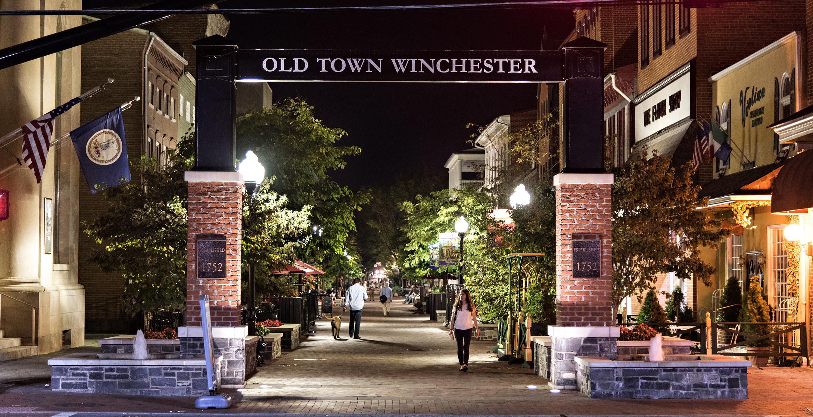 LOCALITY: Winchester, Va.