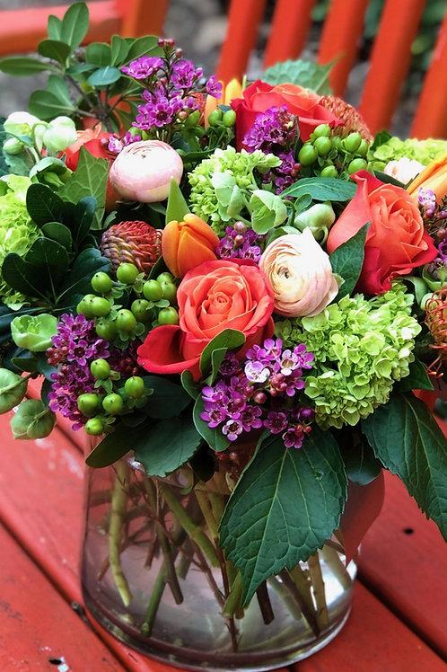 Colorful Arrangement (Delivery)