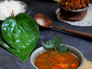 A few delectable and interesting facts about Rasam