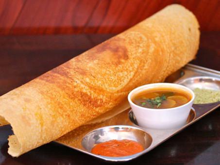 Dosa – The Indian Pancake