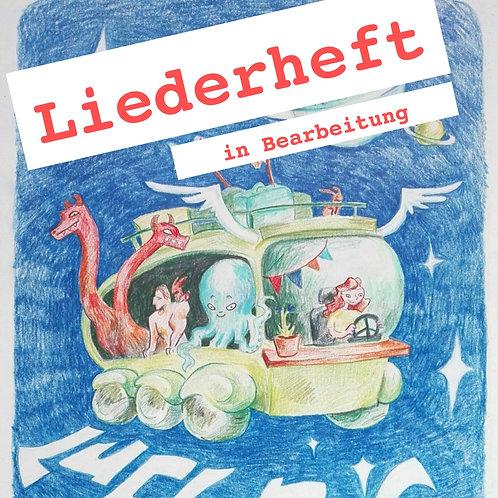Luftibus Liederheft