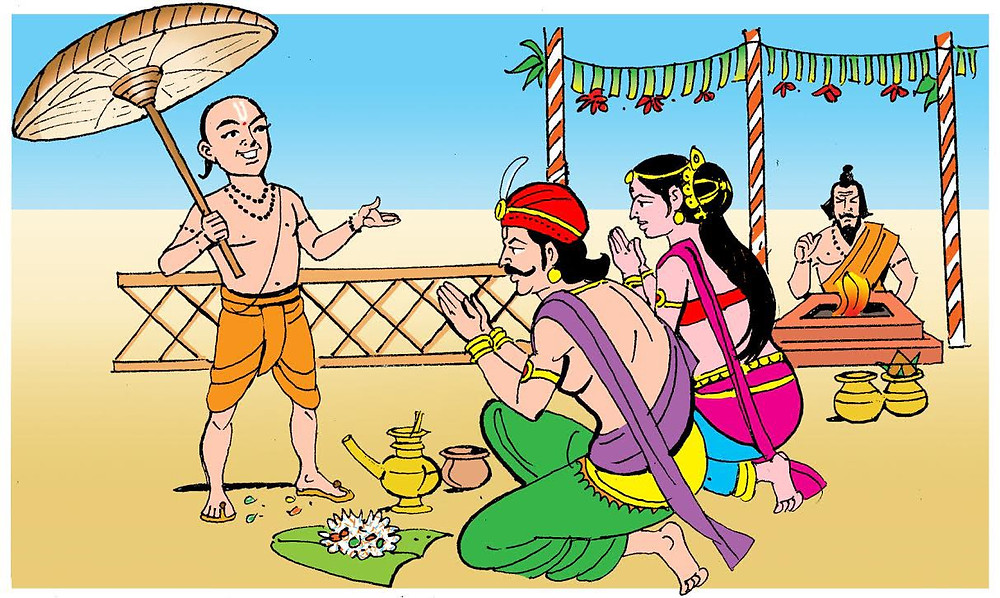 The Story of Onam