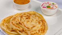 Malabar parotta – A layered flatbread
