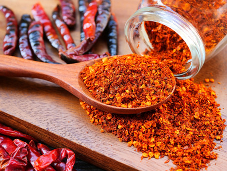 Chillies of India