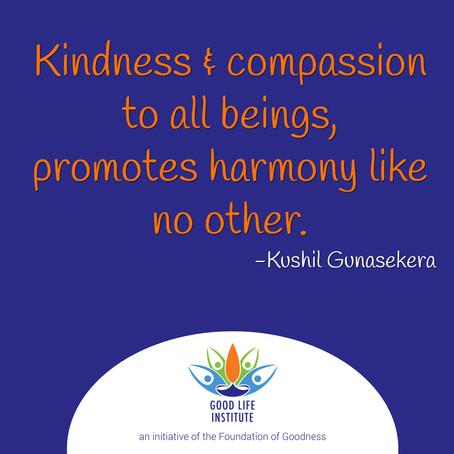 #FoG #Kindness #Peace #lka #SriLanka #GLI #GoodLifeInstitute #LikeSriLanka