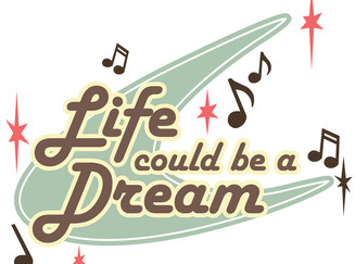 Life Could Be a Dream at the Mountain Playhouse