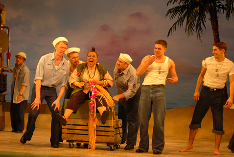 """Bloody Mary"" from South Pacific"