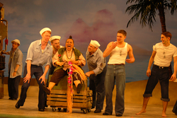 """""""Bloody Mary"""" from South Pacific"""