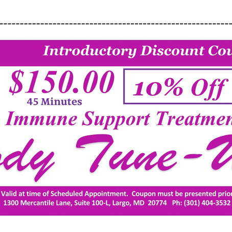 Body Tune-Up Coupon