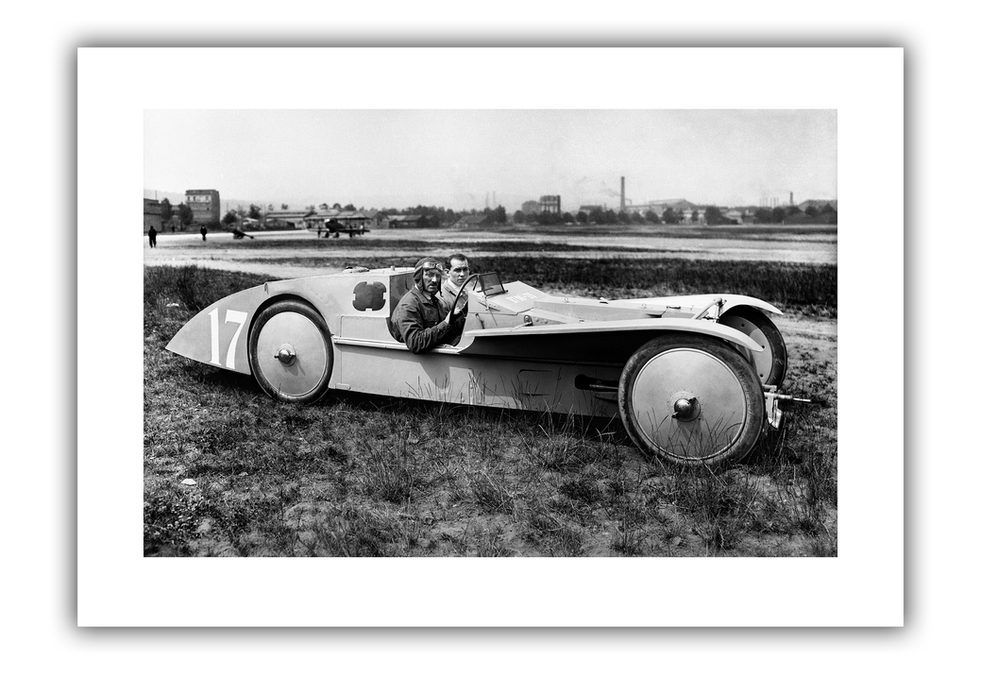State-of-the-art Design - Avions Voisin 1923