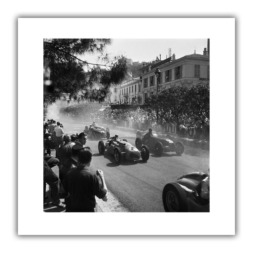 Monaco Grand Prix Start 1948