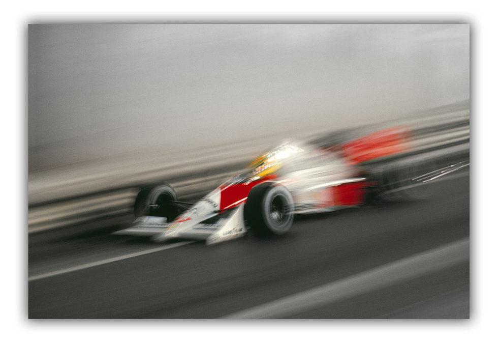 Magic Senna at Monaco (Manou ZURINI)