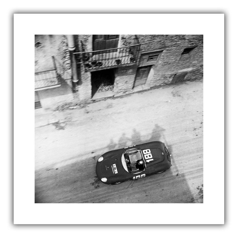 Autoportrait - Targa Florio 1963