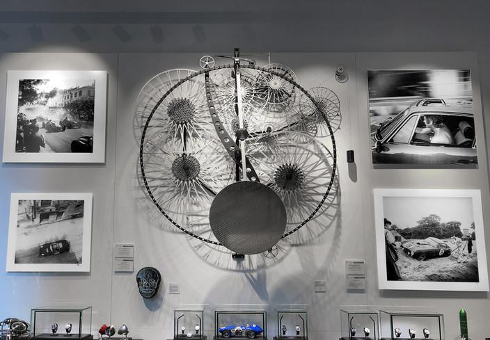 Proud partner of Art in Time Gallery by Chopard (Monaco)