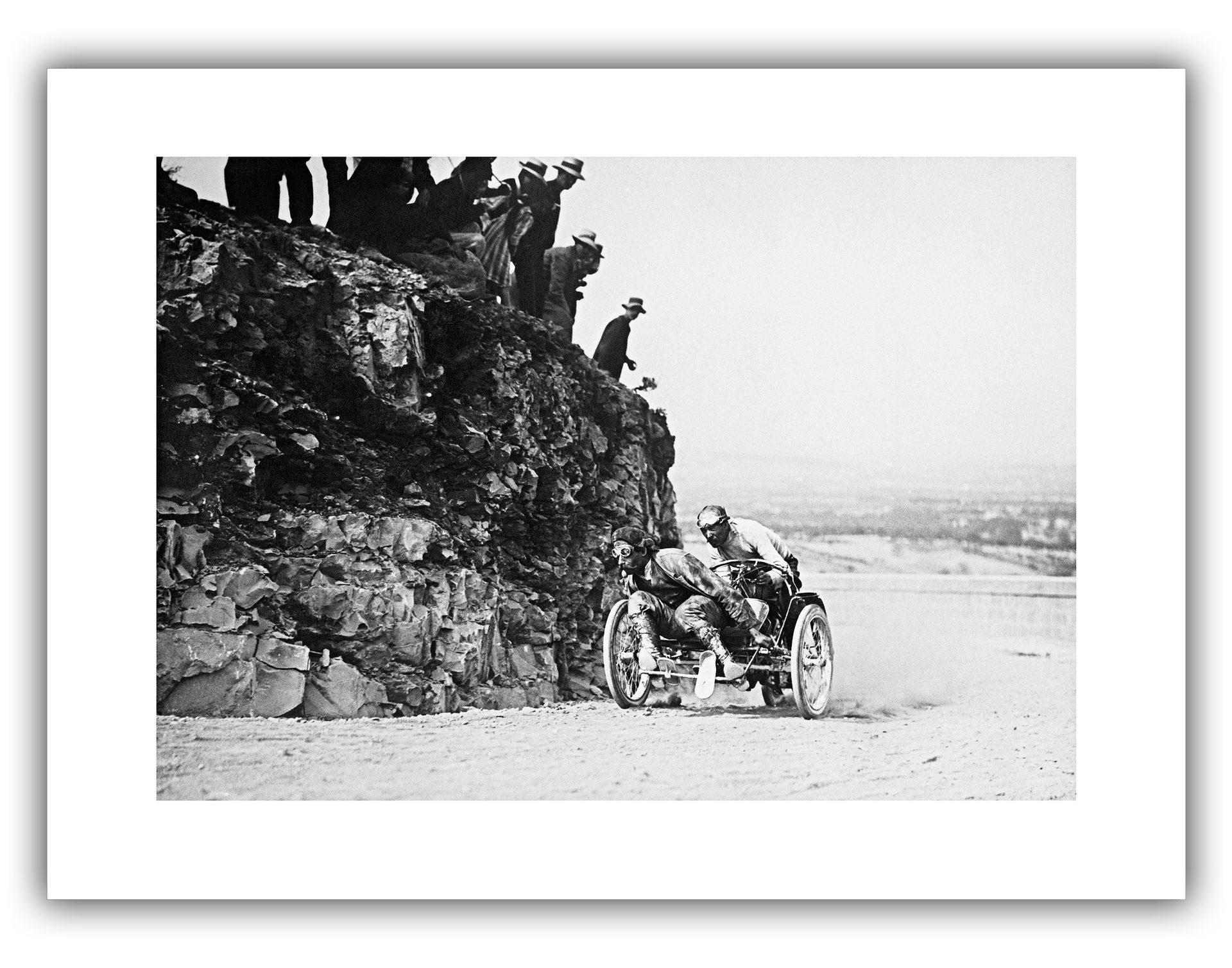 The Pioneers - Mont Ventoux 1907