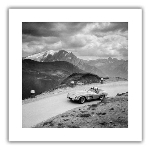 Heroic Barchetta - Liege-Rome-Liege 1955